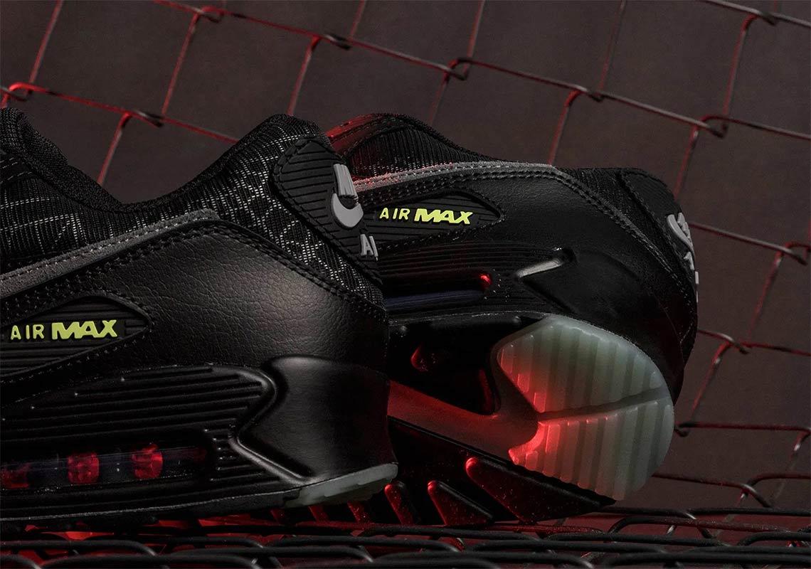 air max 90 basketball shoes