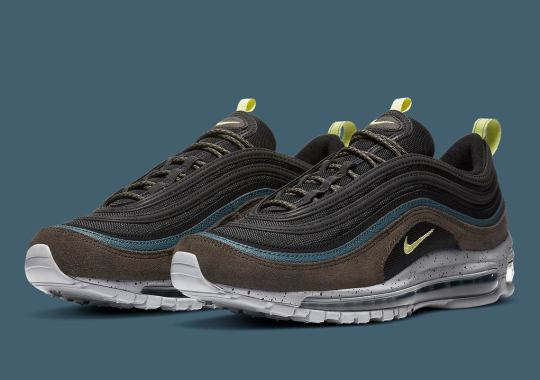 This Nike Air Max 97 Is Inspired By Rock Climbing