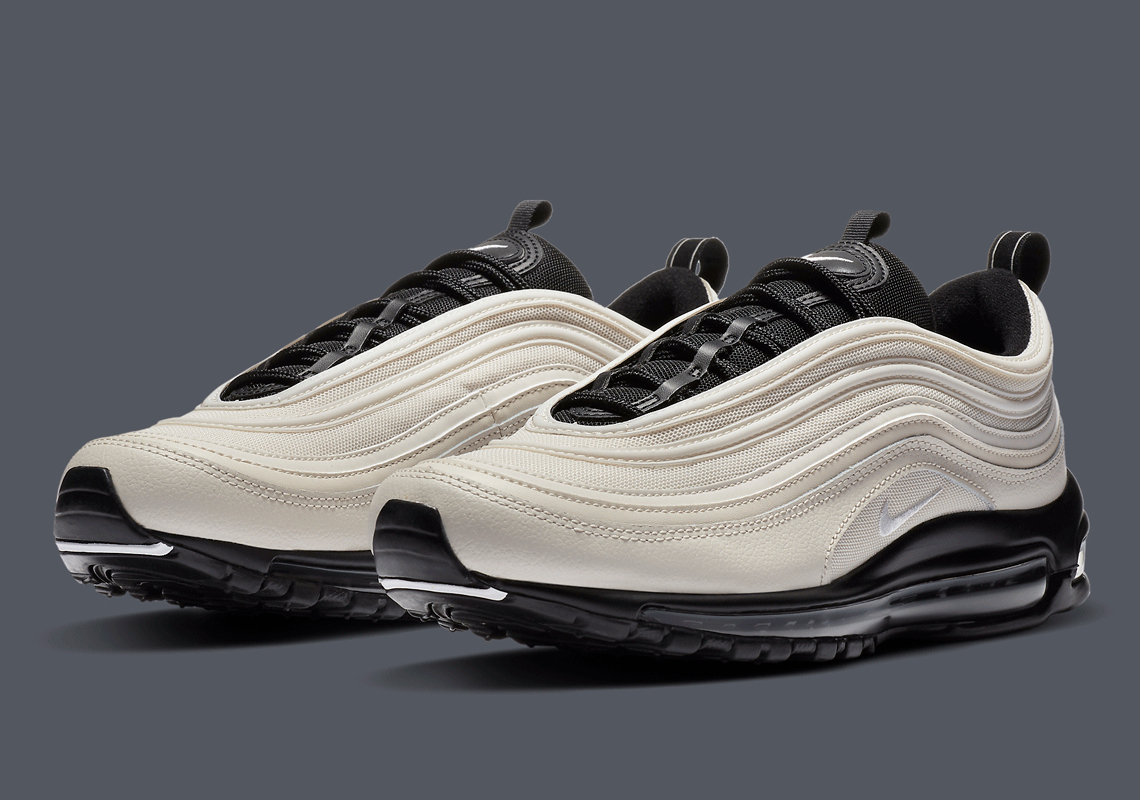 genéticamente Correctamente teoría  Nike Air Max 97 Light Bone Black DH0861-100 | SneakerNews.com