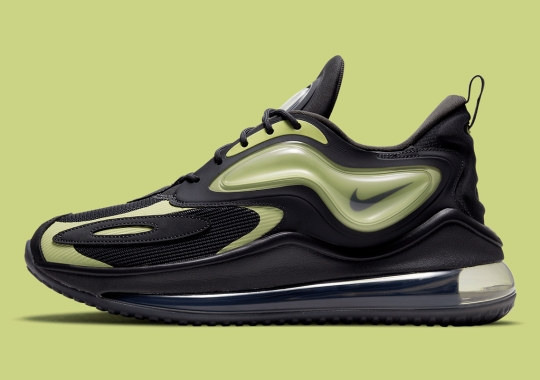The Nike Air Max Zephyr Features Air Bubbles On The Upper