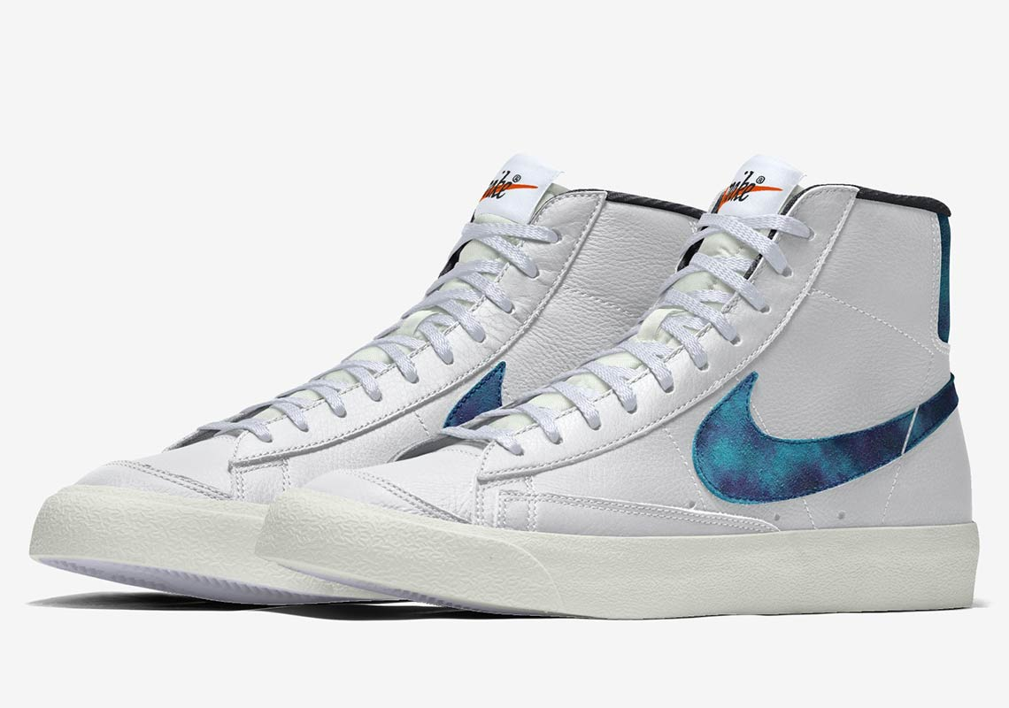 Nike Blazer Mid By You Tie-Dye Release Info   SneakerNews.com