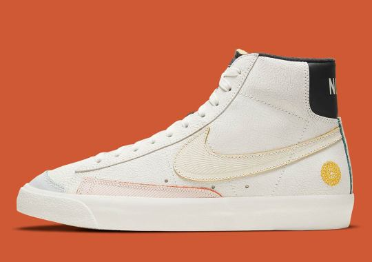 "Official Images Of The Nike Blazer Mid ""Dia de los Muertos"""