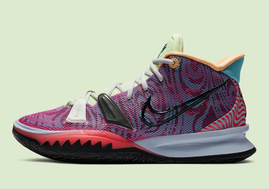 A Fifth Nike Kyrie 7 Pre-Heat Set To Launch On November 11th