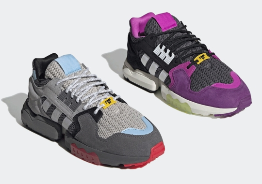 Ninja's First adidas ZX Torsion Collaboration Releases On October 14th