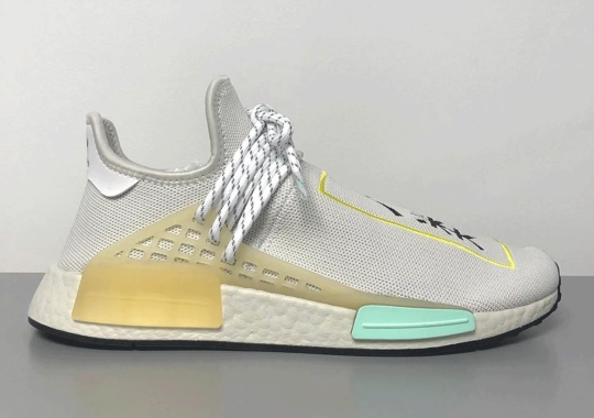 This Pharrell x adidas NMD Hu Will Be Exclusive To Asia Pacific Region