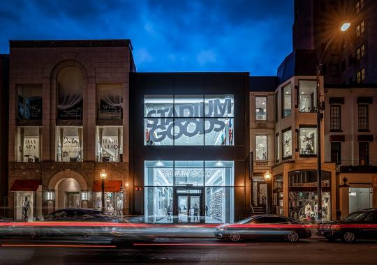 Stadium Goods Officially Opens The Doors To Its New Chicago Store
