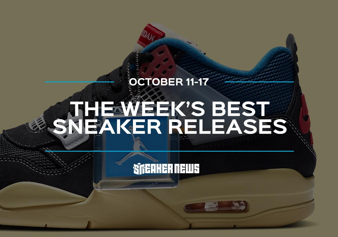 Sneaker News Best Releases October 11