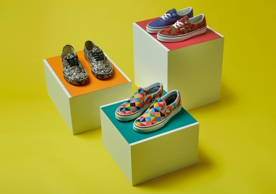 The Second Vans x MoMA Collection Includes Art By Munch, Pollock, Popova And Ringgold