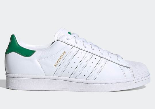 The adidas Superstar Does Its Best Stan Smith Impersonation