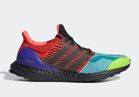 """adidas Preps A """"What The"""" Ultra Boost With Various Primeknit Patterns"""
