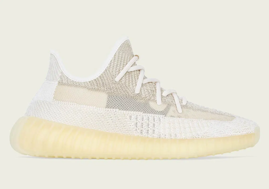 "adidas Yeezy Boost 350 v2 ""Natural"" Releases Tomorrow"