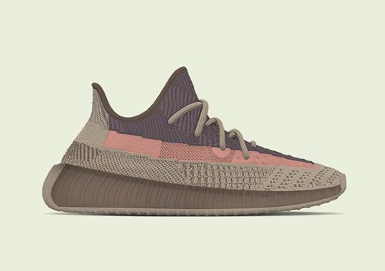 "adidas Yeezy Boost 350 v2 ""Ash Stone"" Releasing February 2021"