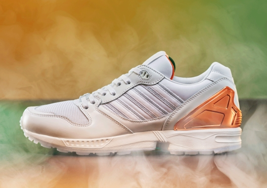 The adidas ZX 5000 Visits The University Of Miami As Part Of A-ZX Series