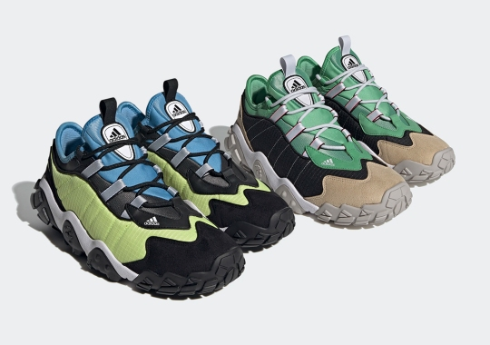 The Trail-Friendly adidas FYW Secant Is Dropping Soon In Two Colorways