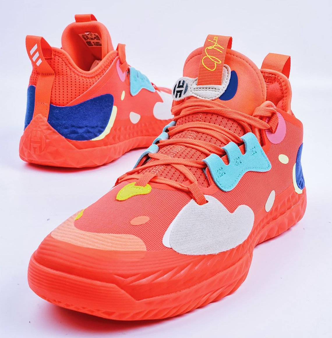 harden shoes canada
