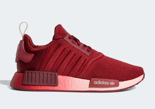 "The adidas NMD R1 ""Glow Pink"" Comes Dressed Up With Gradient Midsoles"