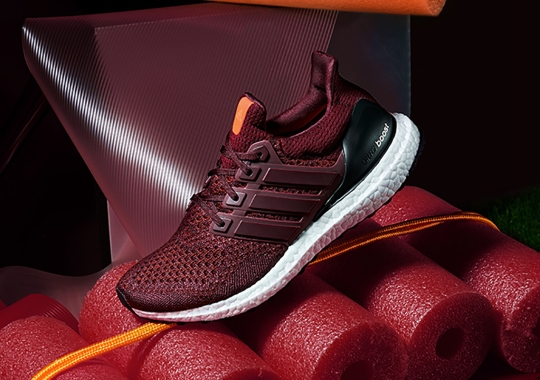"The adidas Ultra Boost 1.0 ""Burgundy"" Is Returning Soon"