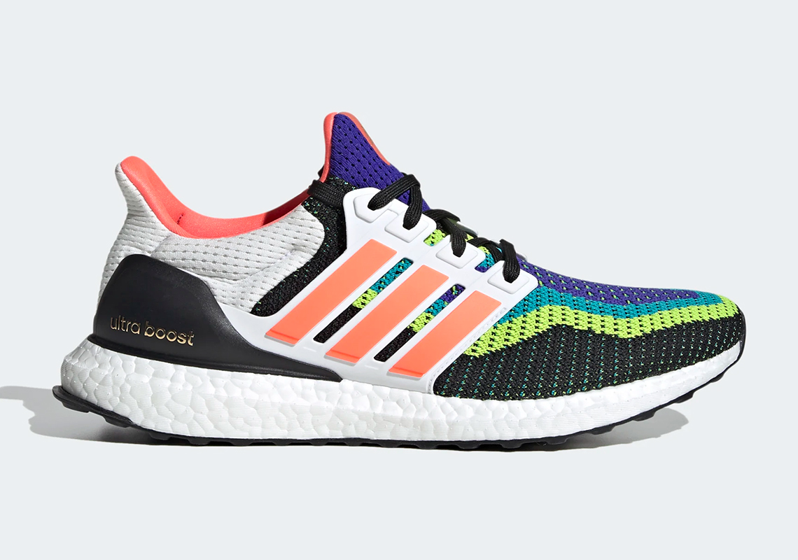 adidas Ultra Boost DNA Multi-Color FW8711   SneakerNews.com