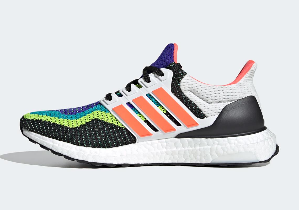 adidas Ultra Boost DNA Multi-Color FW8711 | SneakerNews.com