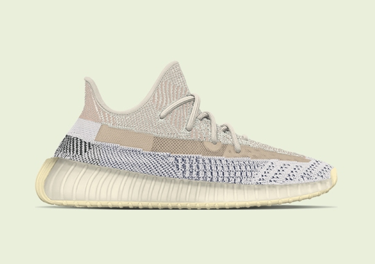 "adidas Yeezy Boost 350 v2 ""Ash Pearl"" Release March 2021"