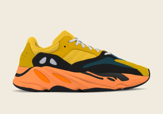 "adidas Yeezy Boost 700 ""Sun"" Arriving In Early 2021"