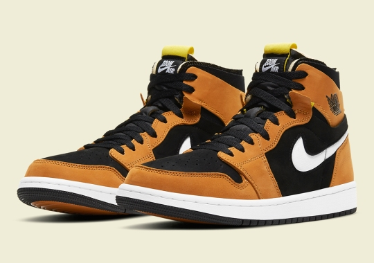 """Air Jordan 1 High Zoom Gets """"Rookie Of The Year"""" Vibes"""