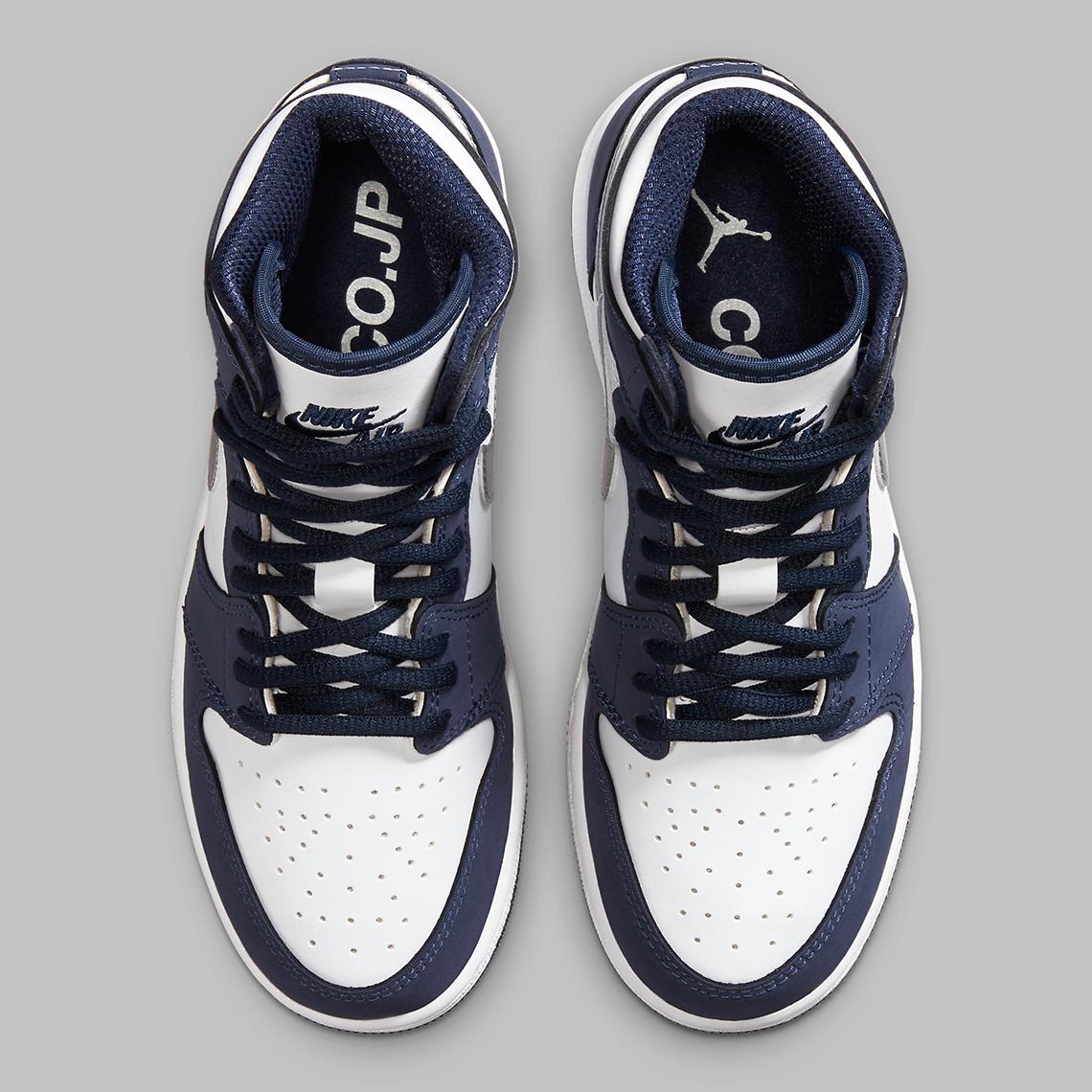 Air Jordan 1 High Midnight Navy 575441-141 | SneakerNews.com