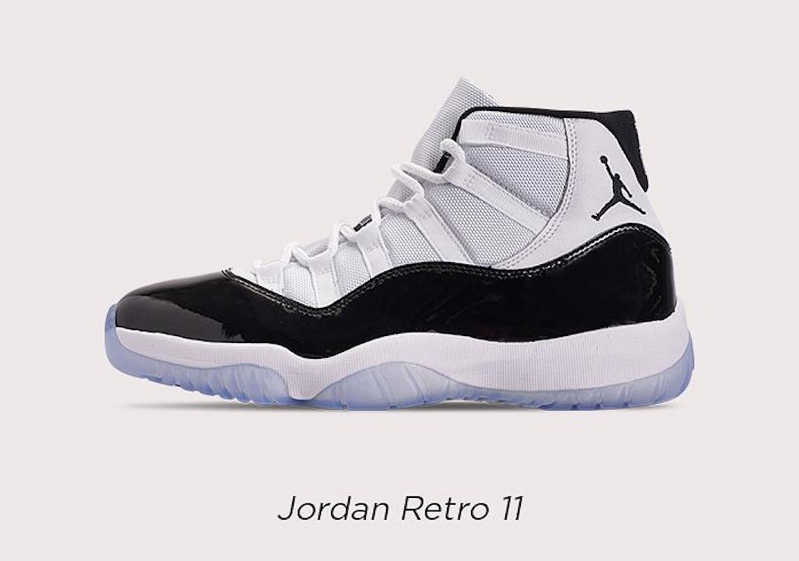 Air Jordan Restock JD Sports Times
