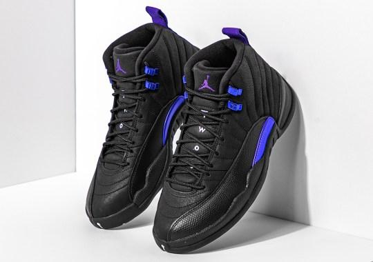 "The Air Jordan 12 ""Black Concord"" Releases Tomorrow"