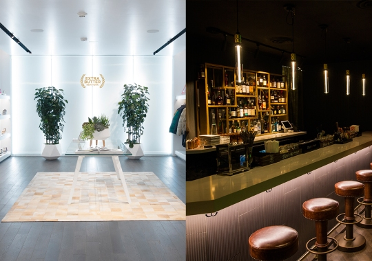 Extra Butter's New Queens NY Store Features A Hidden Speakeasy
