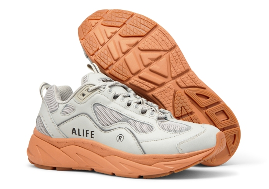 ALIFE Adds Subtle Touches To FILA's Sporty Trigate