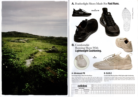 """INVINCIBLE Pushes A Motivational Theme For Hiking-Inspired adidas """"Unstoppable"""" Pack"""