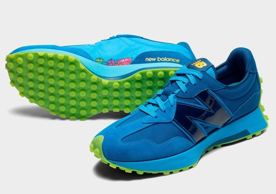 Jolly Rancher Colors Up Its Own Fruity New Balance 327