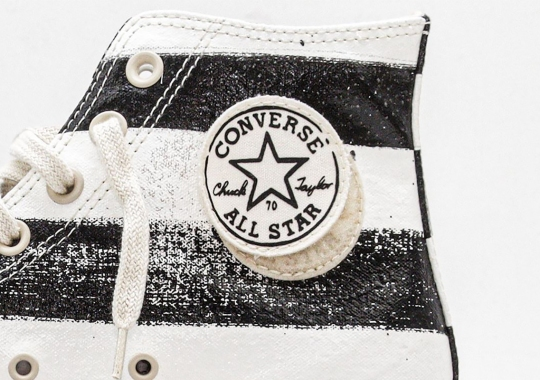Joshua Vides Crafts 30 Exclusive Converse Chuck 70s To Benefit The MOCA Chicago