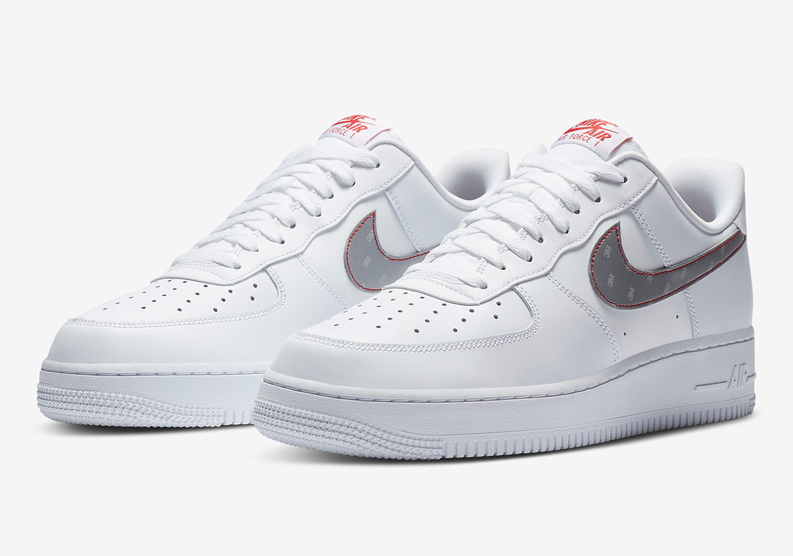 Nike Air Force 1 3M CT2296-100 CT2296-001 Release Info ...