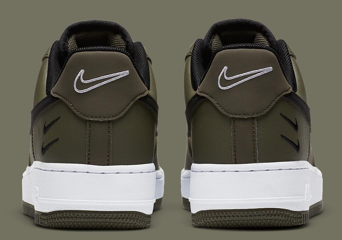 Nike Air Force 1 Low Olive Black CT2300-300 | SneakerNews.com