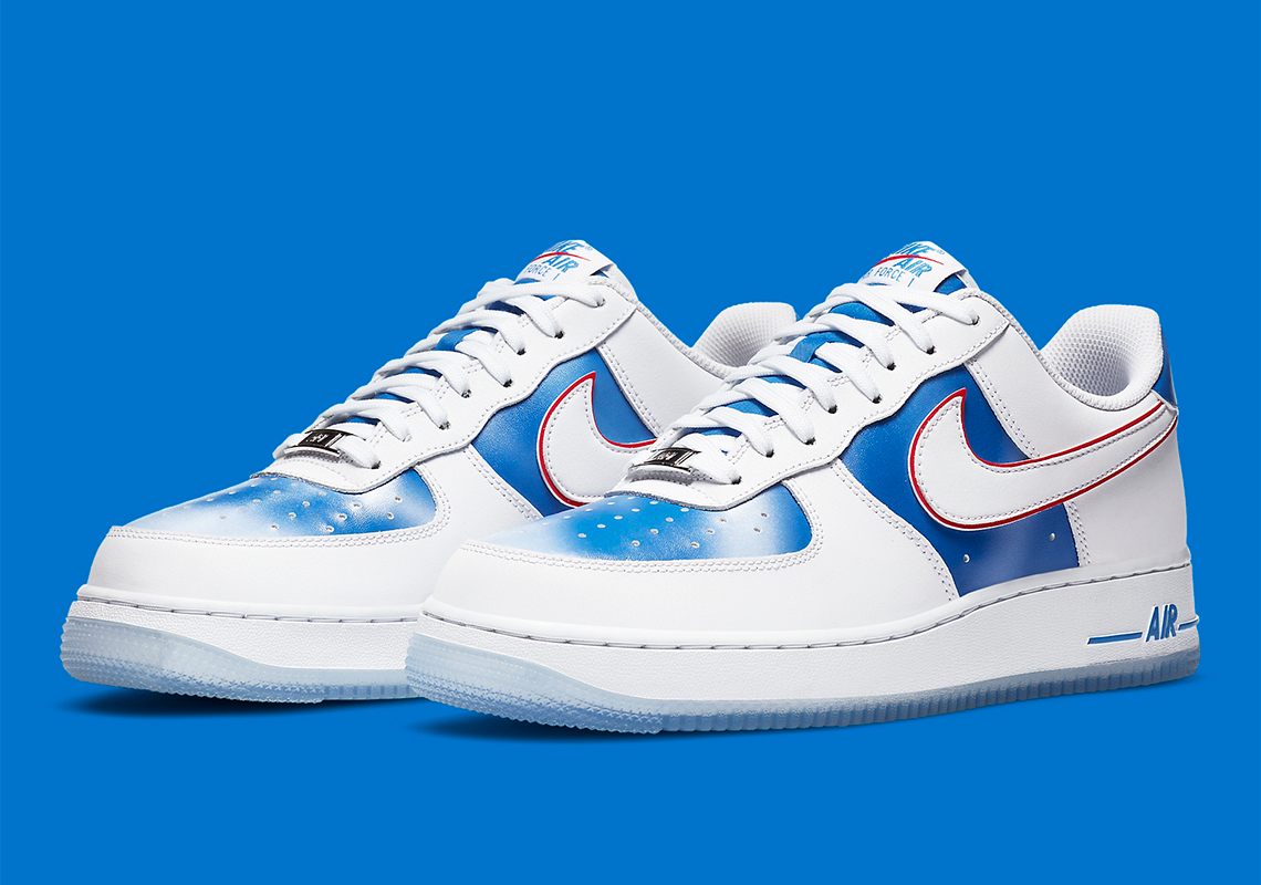 Nike Air Force 1 Low Sixers DC1404-100