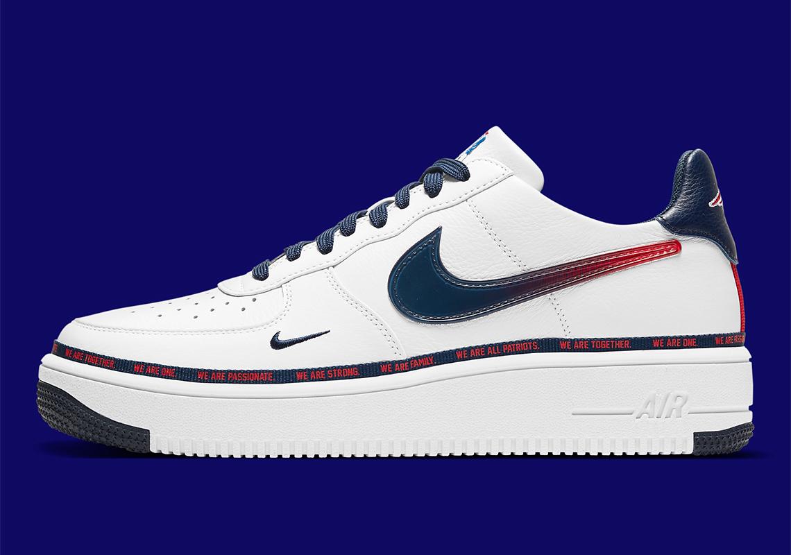 Nike Air Force 1 Ultra Patriots DB6316-100 | SneakerNews.com