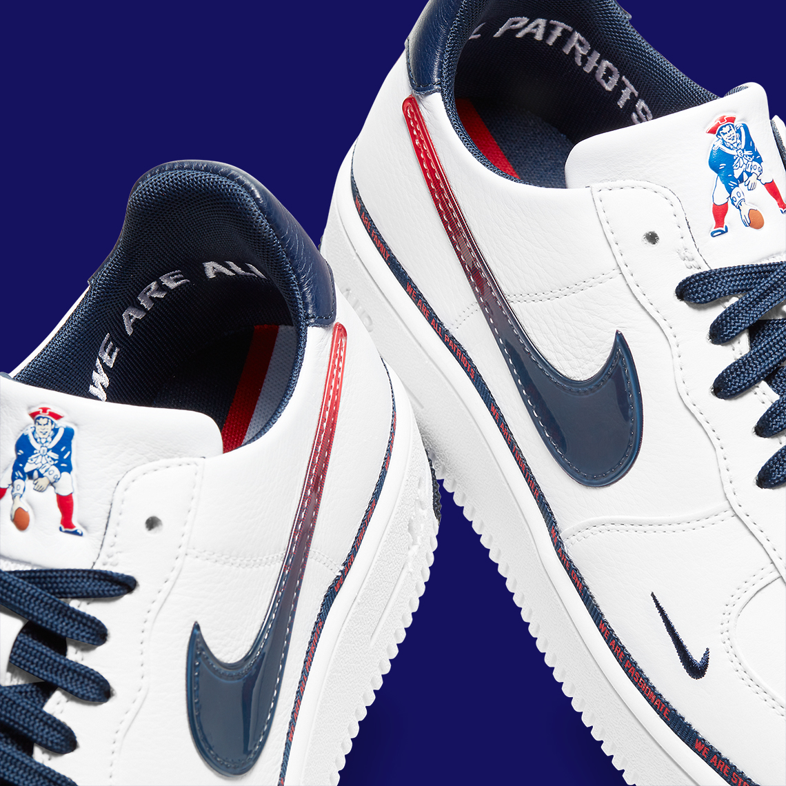 verano crear veneno  nike jordan retro 4 size 8 Ultra Patriots DB6316-100 | SneakerNews.com