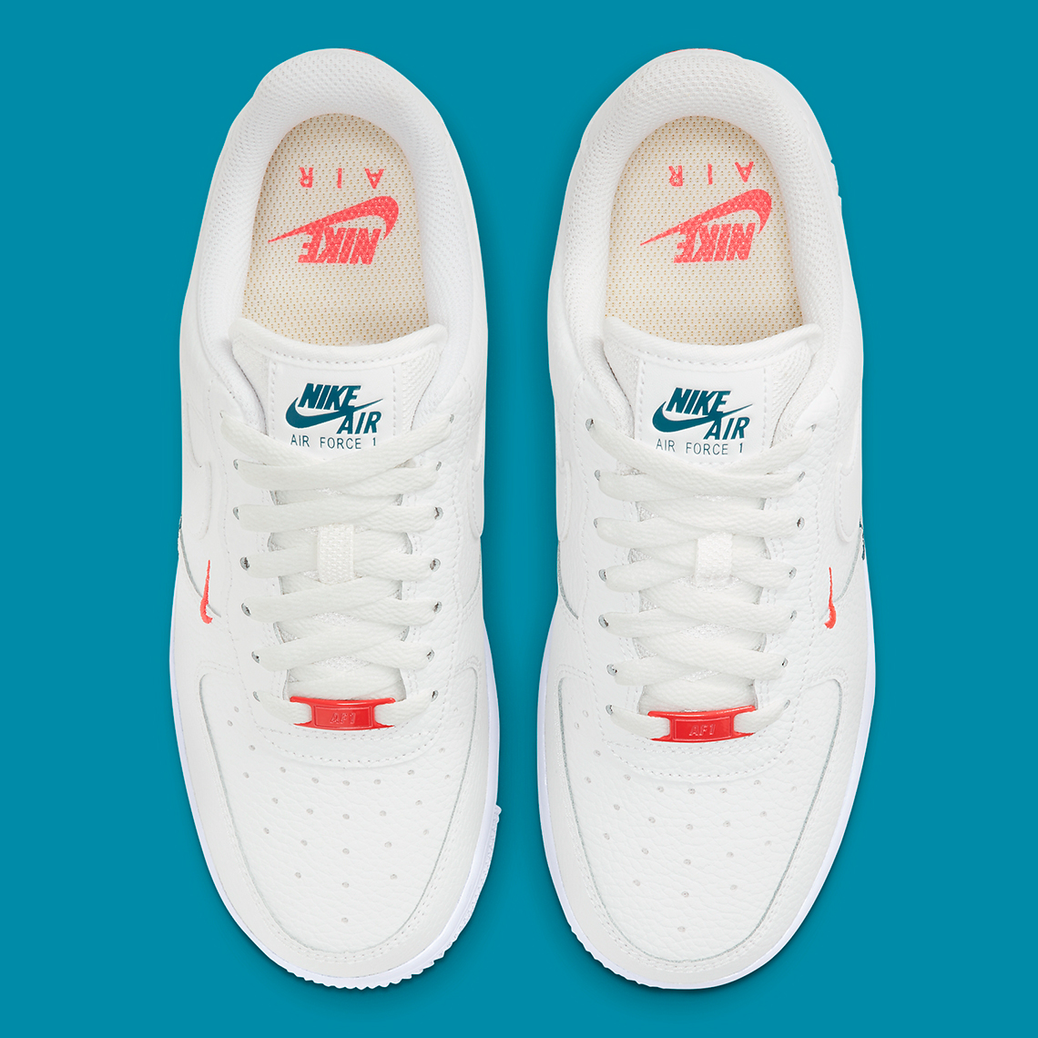 Nike Air Force 1 Low Summit White
