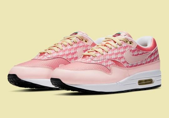 "Nike Air Max 1 ""Strawberry Lemonade"" Is Coming Soon"