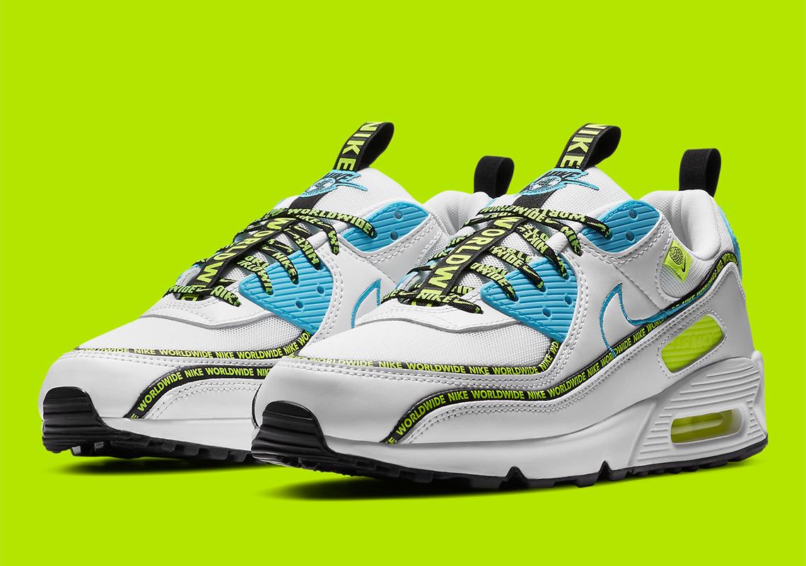 Nike Air Max 90 Worldwide CZ6419-100 | SneakerNews.com