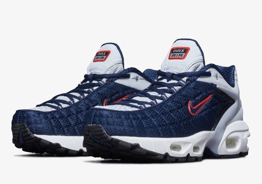 """The Original """"USA"""" Colorway Of The Nike Air Max Tailwind V Is Returning"""