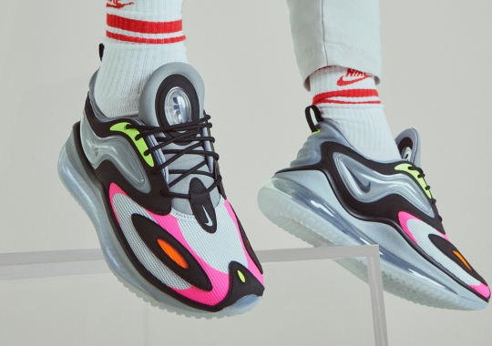 Air Is Everywhere On The Upcoming Nike Air Max Zephyr