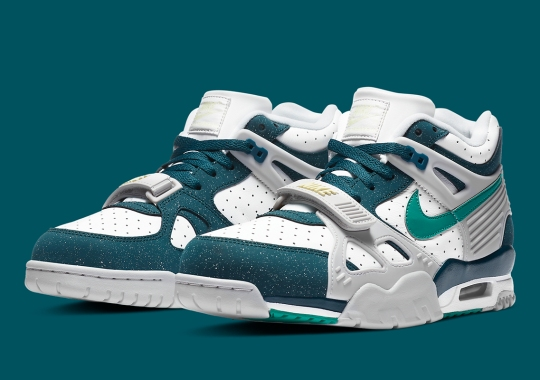 Nike Air Trainer 3 Coming Soon In Teal Mix