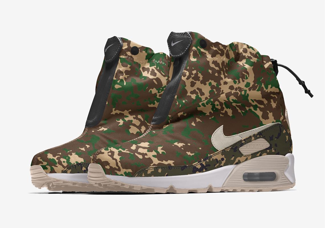 Nike Air Max 90 Unlocked By You DB9475-991 | SneakerNews.com
