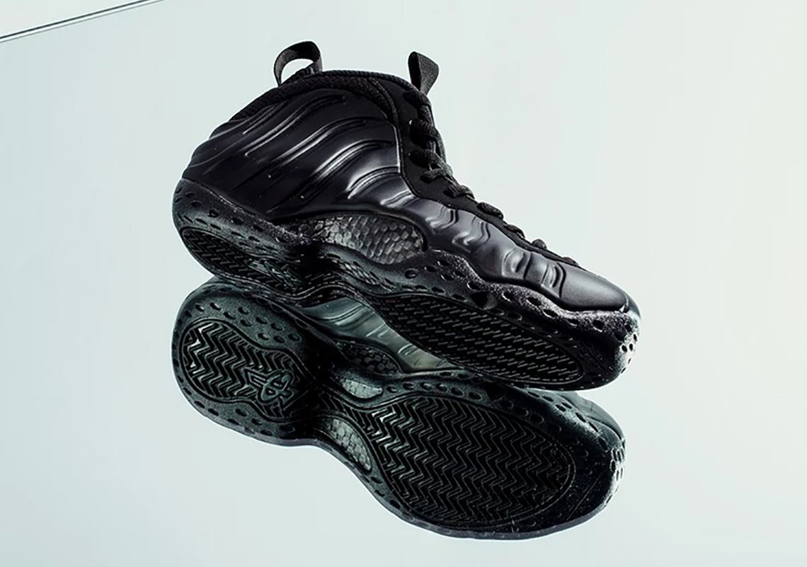 Foamposite One Gone FishingEquvalence