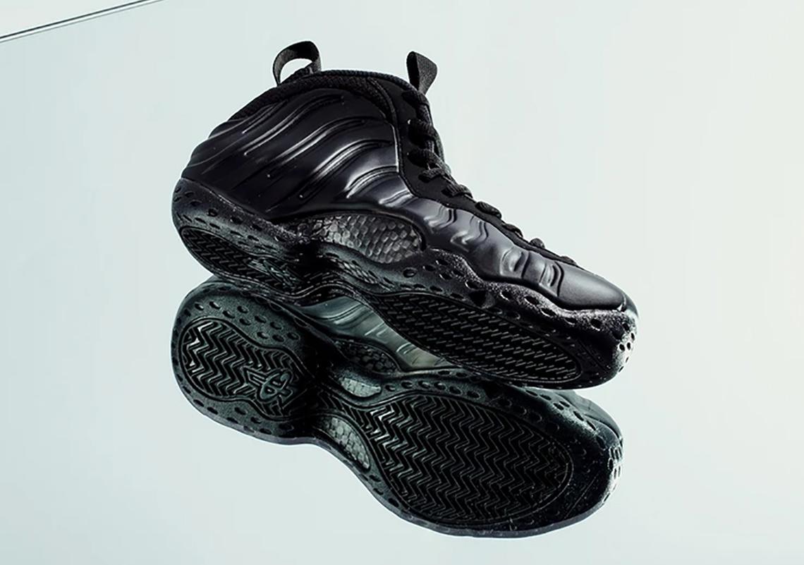 Nike Air Foamposite One Obsidian 314996404 US Men Sz 9 ...