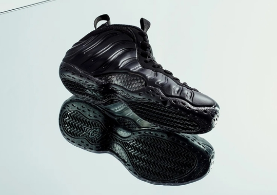 "Where To Buy The Nike Air Foamposite One ""Anthracite"""
