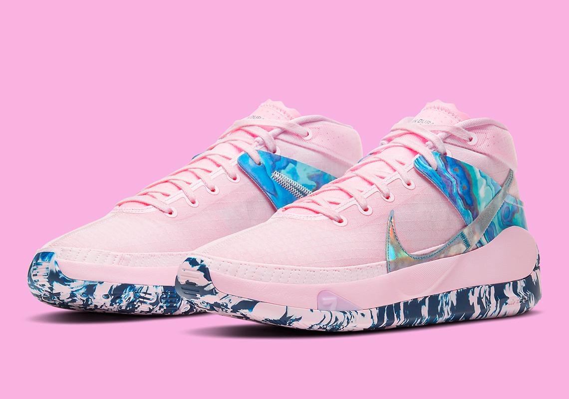 Nike KD 13 Aunt Pearl DC0011-600 Release Info